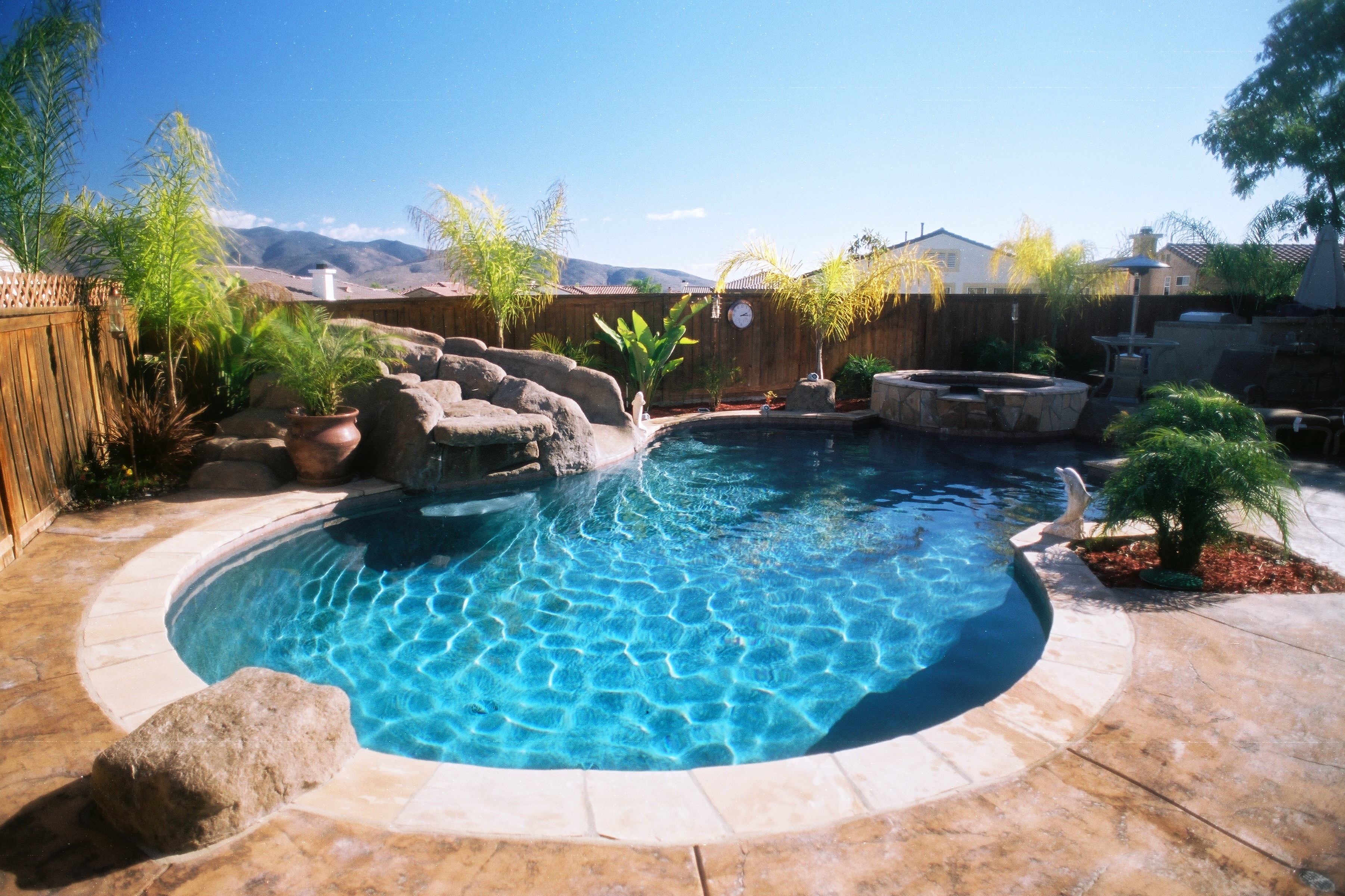 Custom inground pools carlsbad pools el cajon for Nice inground pools