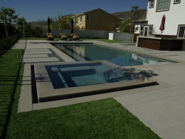 Design by Picket Fences built by Padre Pools (2)