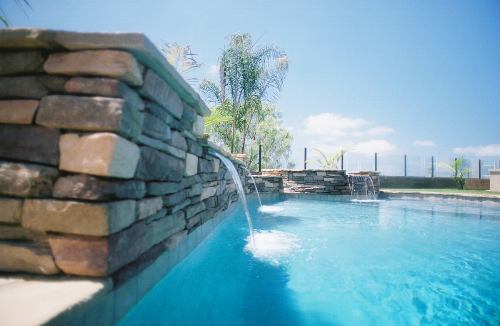 Lakeside Amp San Diego Ca Swimming Pool Water Features